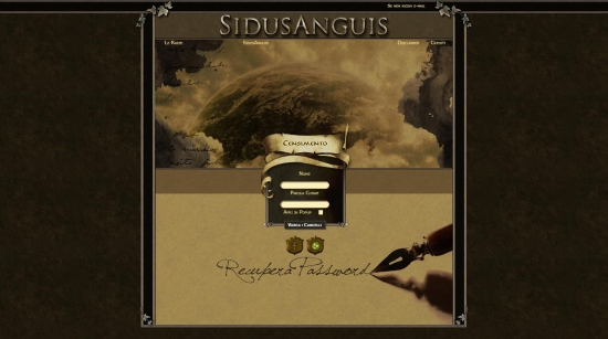SidusAnguis - Home Page
