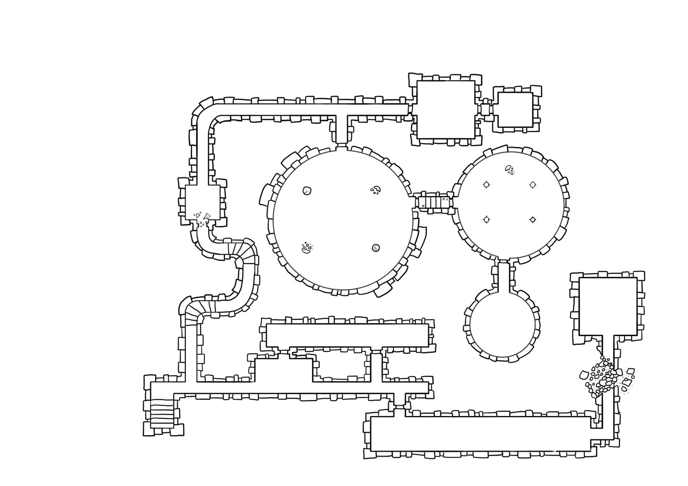 Dungeon Completo