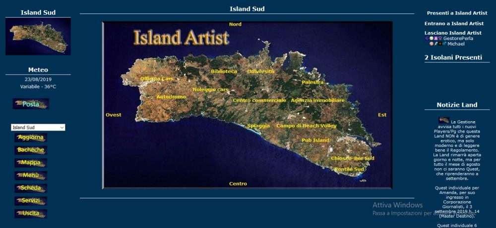 Island Artist GDR