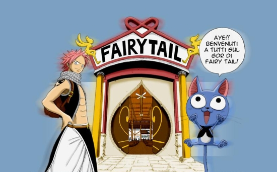 Fairy Tail Gdr