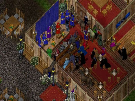 Ultima Online Screen
