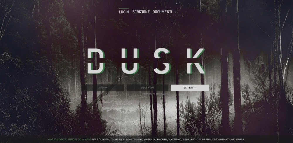 Dusk Play by Chat - Home Page