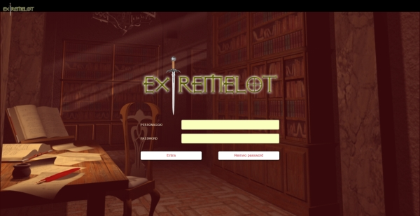 Nuova Login eXtremelot