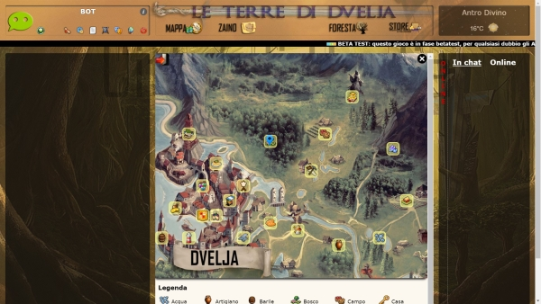 Role Players Community - Le Terre di Dvelja