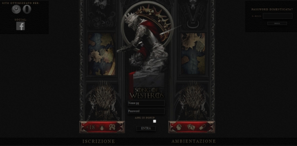 Home Page Song of Westeros