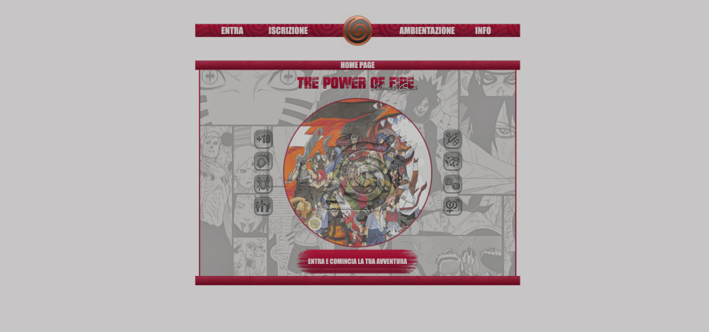 The Power of Fire GDR - Home Page