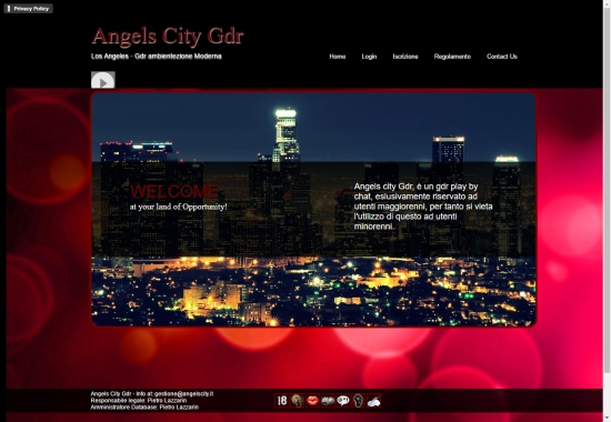 Angels City - Home Page