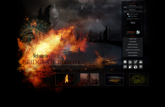 Bridge of Blood - Home Page