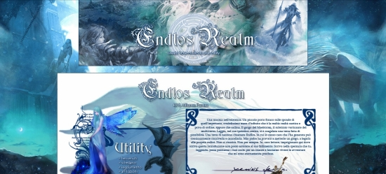 Endlos Realm Home Page
