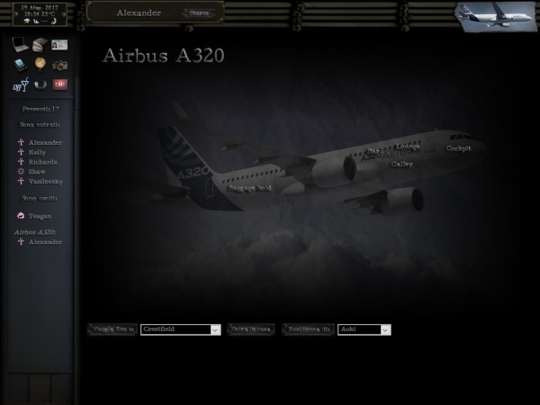 Undead - Airbus A320