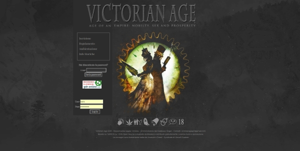 Victoria Age GDR - Home Page