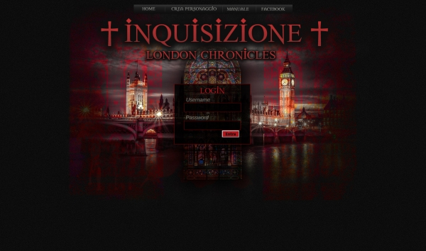 Inquisizione London Chronicles - Home
