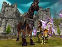4Story - Screenshot MmoRpg