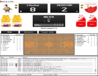 BasketballZone - Screenshot Sport