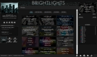 Bright Lights - Screenshot Moderno