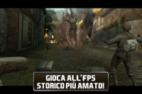 Brothers In Arms 2: Global Front - Screenshot Guerre Mondiali