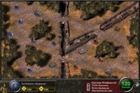 Case White - Battlefield Europe - Screenshot Browser Game