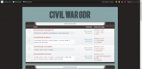 Civil War Gdr - Screenshot Play by Forum