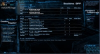 Codex Kepler: Project Tomorrow - Screenshot Fantascienza