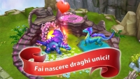 Dragons World - Screenshot Play by Mobile