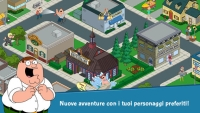 Family Guy: Missione per la gloria - Screenshot Cartoni Animati