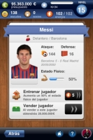 FC Barcelona Fantasy Manager - Screenshot Play by Mobile