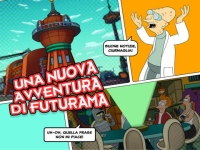 Futurama: Game of Drones - Screenshot Play by Mobile