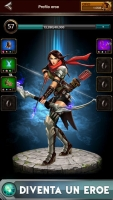 Game of War - Fire Age - Screenshot Fantasy Classico
