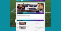GDR Fantasy Football - Screenshot Play by Forum