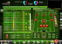 GoalUnited Legends - Screenshot Sport