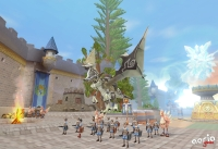 Grand Fantasia - Screenshot MmoRpg