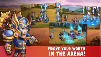 Heroes Charge - Screenshot Play by Mobile