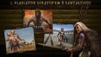I, Gladiator Scratch´em - Screenshot Antica Roma e Grecia