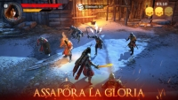 Iron Blade: Medieval Legends RPG - Screenshot Play by Mobile