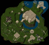 Istar Fall - Screenshot Dungeons and Dragons