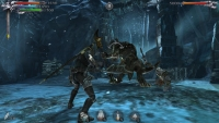 Joe Dever's Lone Wolf - Screenshot Play by Mobile