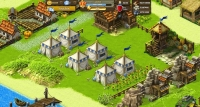 Knights: Clash of Heroes - Screenshot Browser Game