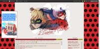 Le miraculous monde de Ladybug et Chat Noir - Screenshot Play by Forum