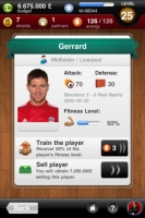 Liverpool Fantasy Manager - Screenshot Play by Mobile