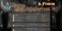 Magisterium il Forum - Screenshot Play by Forum