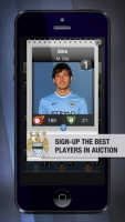 Manchester City Fantasy Manager - Screenshot Play by Mobile
