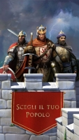 March of Empires - Screenshot Storico