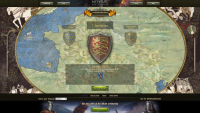 Medieval Age of Honor - Screenshot Social Game