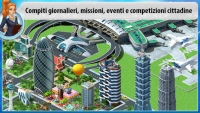 Megapolis Mobile - Screenshot Business e Politica