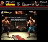 MMA Pro Fighter - Screenshot Sport