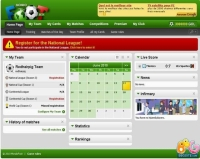 Mondo Foot - Screenshot Sport