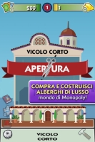Monopoly Hotels - Screenshot Business e Politica