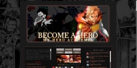 My Hero Academia GDR: Become a Hero! - Screenshot Play by Forum