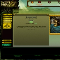 Native Kingdoms - Screenshot Medioevo