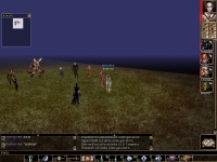 Necronomicon Legendary Heroes - Screenshot MmoRpg